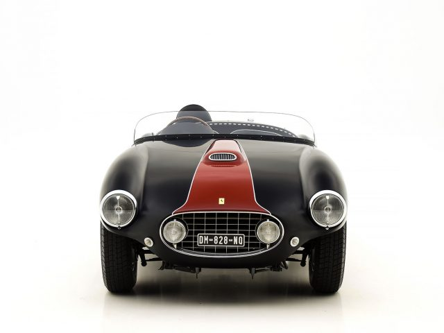 1953 Ferrari 166MM Barchetta Classic Car For Sale | Buy 1953 Ferrari 166MM Barchetta at Hyman LTD