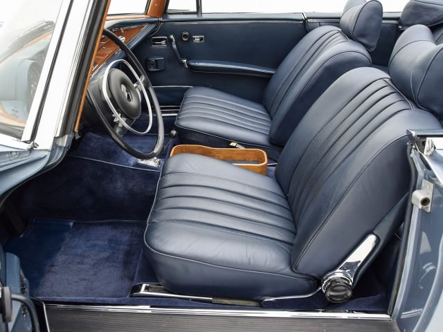 1969 Mercedes-Benz 280SE Convertible Classic Car For Sale | Buy 1969 Mercedes-Benz 280SE Convertible at Hyman LTD