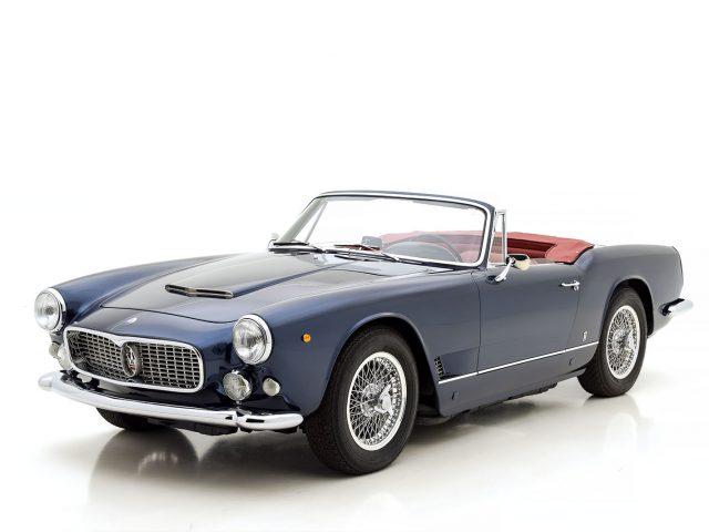 1963 Maserati 3500 Vignale Spider For Sale at Hyman LTD