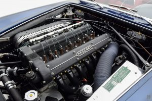 1963 Maserati 3500 Vignale Spider For Sale | Hyman LTD