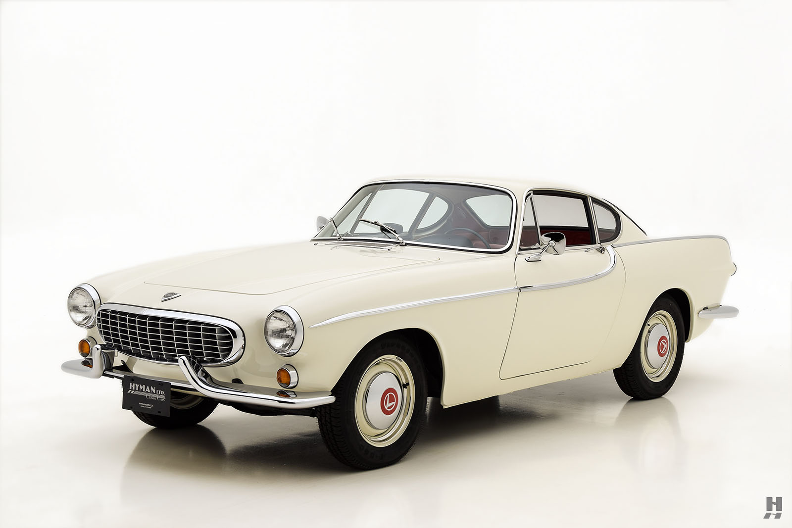 1964 Volvo P1800 S Coupe | Hyman Ltd. Classic Cars