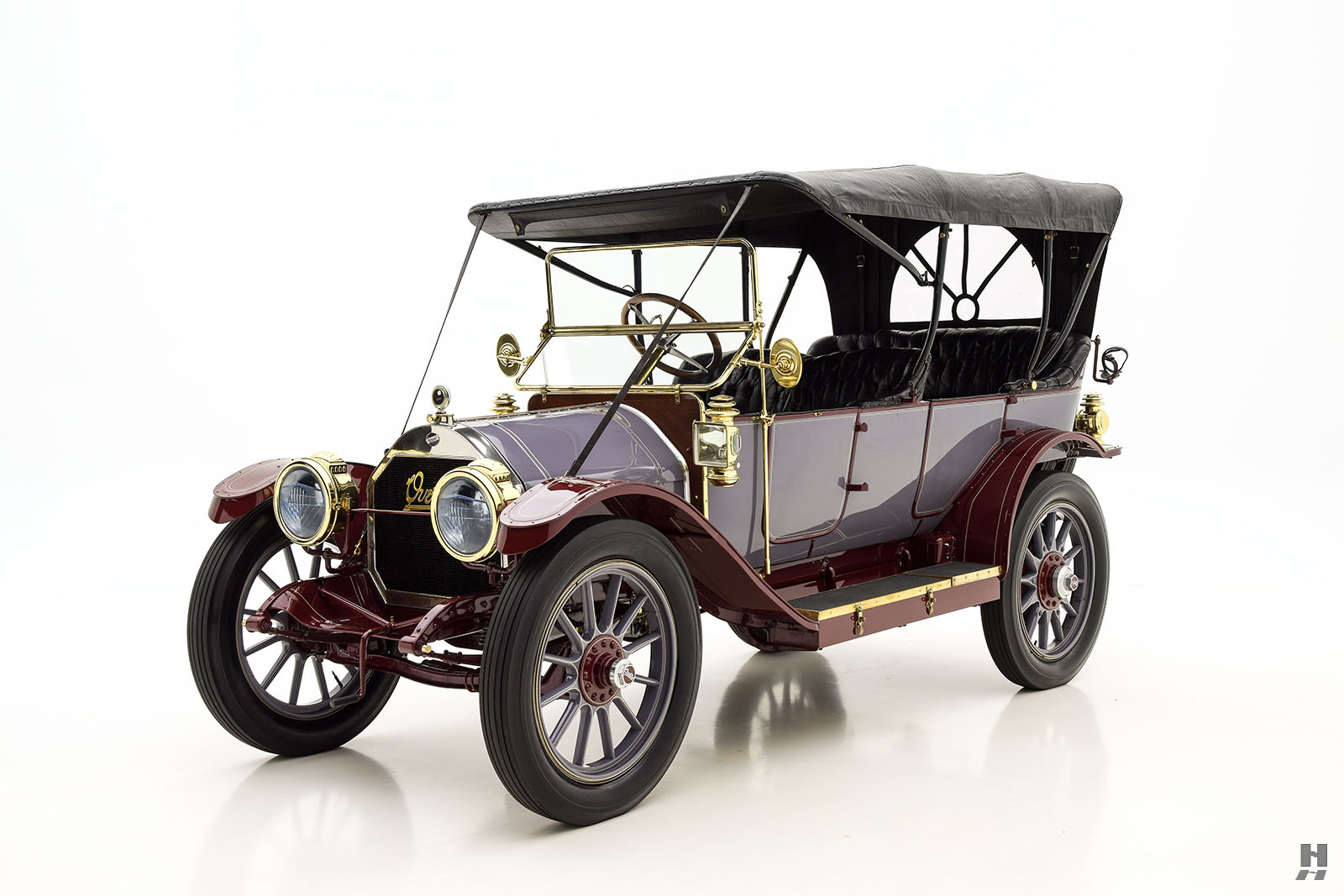1912 Overland Model 61 Touring | Hyman Ltd. Classic Cars