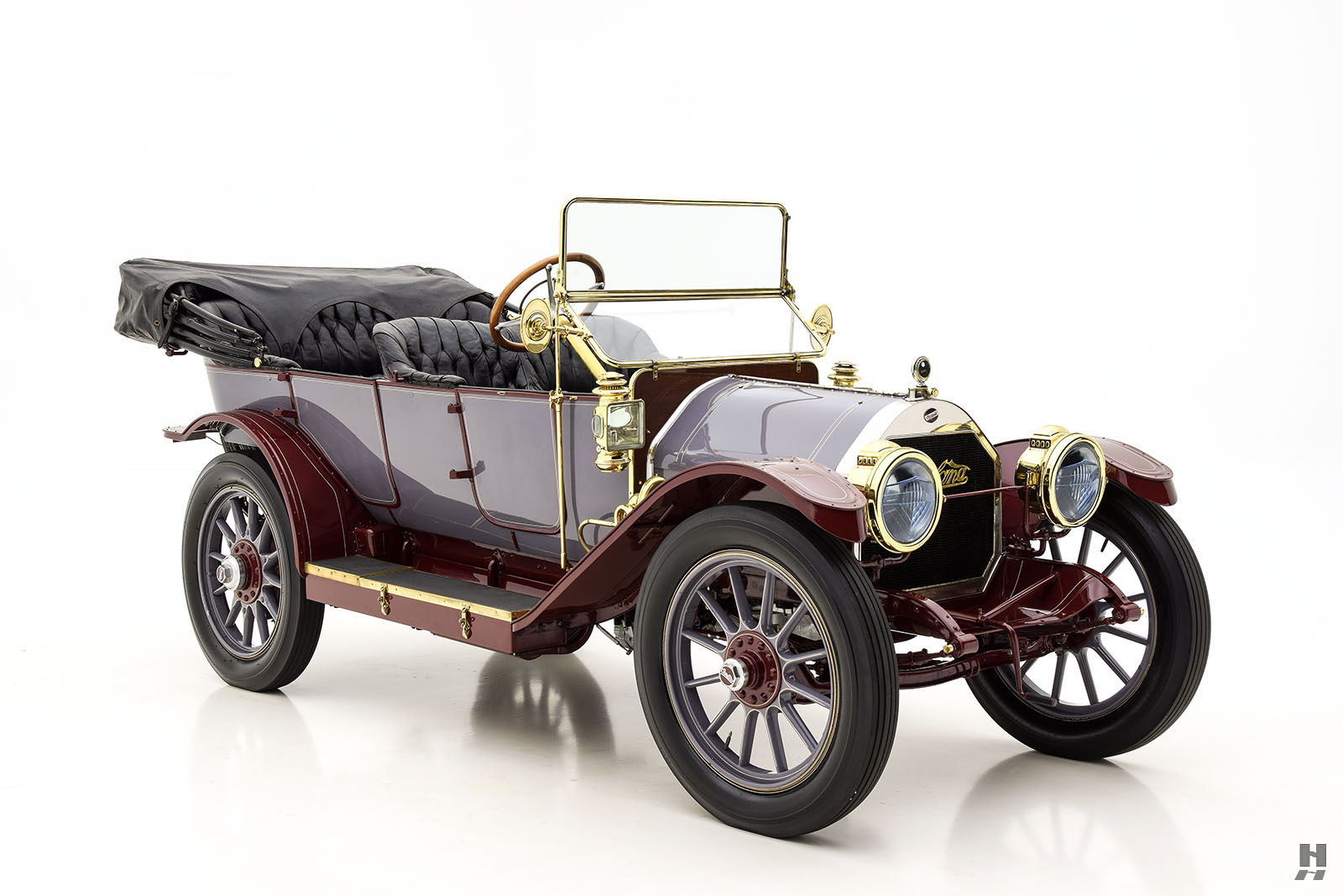 Cox Auto Sales >> 1912 Overland Model 61 Touring | Hyman Ltd.