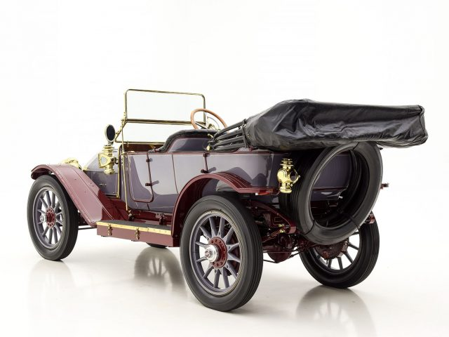 1912 Overland Model 61 Touring Classic Car For Sale | Buy 1912 Overland Model 61 Touring at Hyman LTD