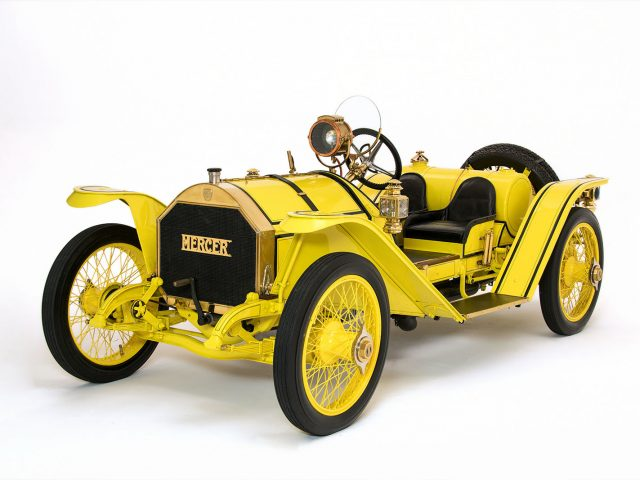 1911 Mercer 35C Raceabout Classic Car For Sale | Buy 1911 Mercer 35C Raceabout at Hyman LTD