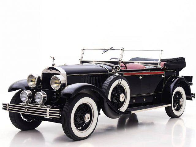 1927 Cadillac Series 314 Double Cowl Sport Phaeton For Sale By Hyman LTD