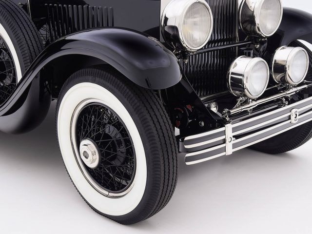 1927 Cadillac Series 314 Double Cowl Sport Phaeton For Sale By Hyman LTD