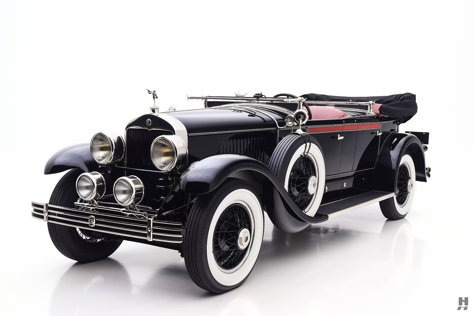 Classic Cadillac For Sale >> 1927 Cadillac Series 314 Double Cowl Sport Phaeton For Sale | Buy Classic Cars | Hyman LTD