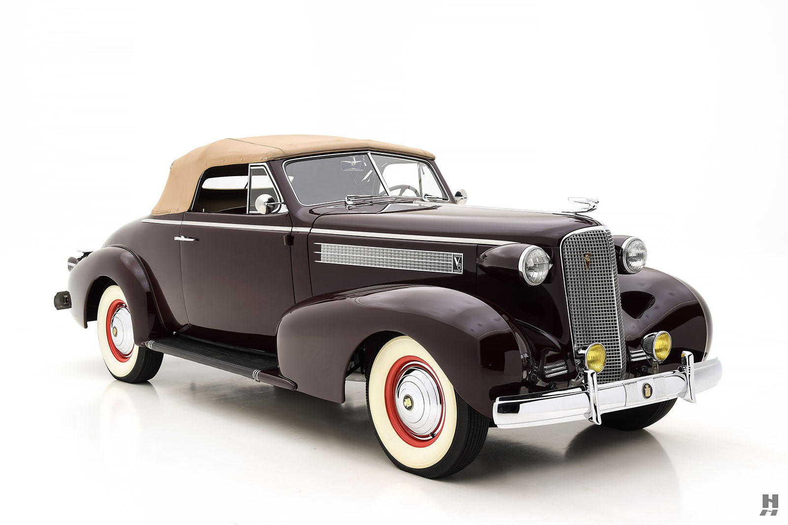 1937 Cadillac Series 60 Convertible For Sale | Buy Classic