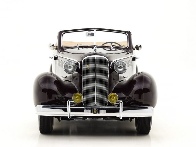 1937 Cadillac Series 60 Convertible For Sale at Hyman LTD