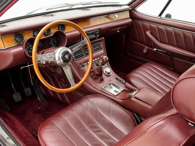 1971 Iso Lele Coupe Classic Car For Sale | Buy 1971 Iso Lele Coupe at Hyman LTD