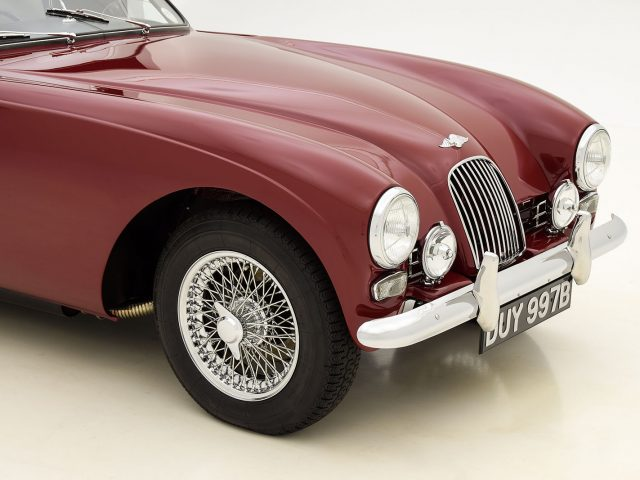 1963 Morgan Plus 4 Plus Coupe Classic Car For Sale | Buy 1963 Morgan Plus 4 Plus Coupe at Hyman LTD