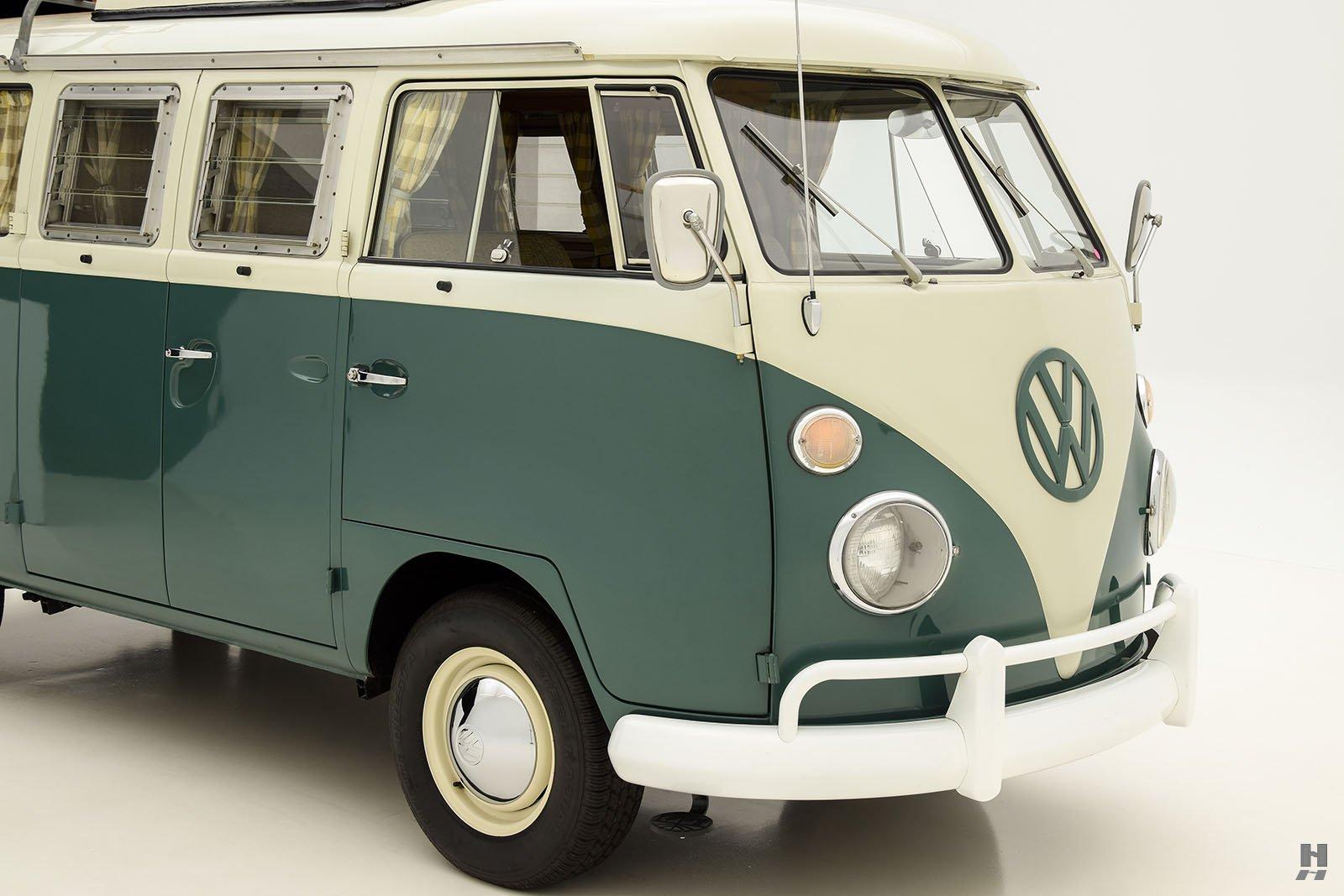 1966 Volkswagen Type 2 Westfalia Camper Van   Hyman Ltd  Classic Cars