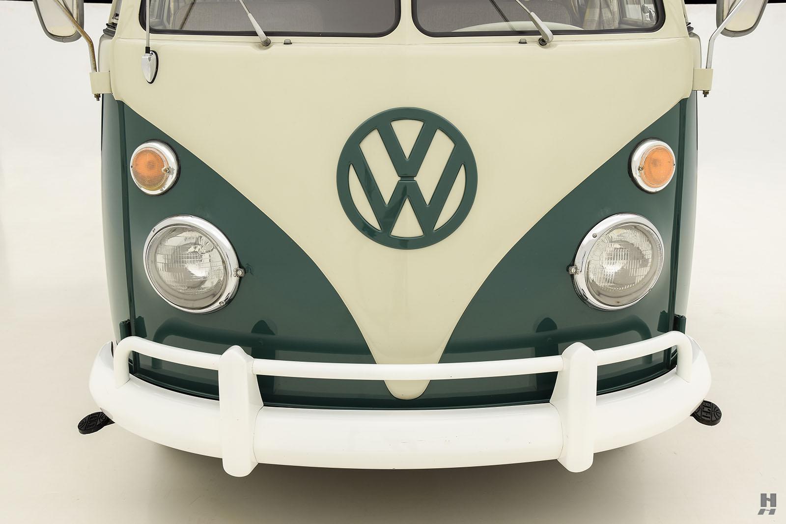 1966 Volkswagen Type 2 Westfalia Camper Van | Hyman Ltd  Classic Cars