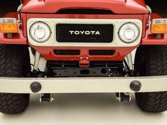1982 Toyota FJ40 Land Cruiser Classic Car For Sale | Buy 1982 Toyota FJ40 Land Cruiser at Hyman LTD