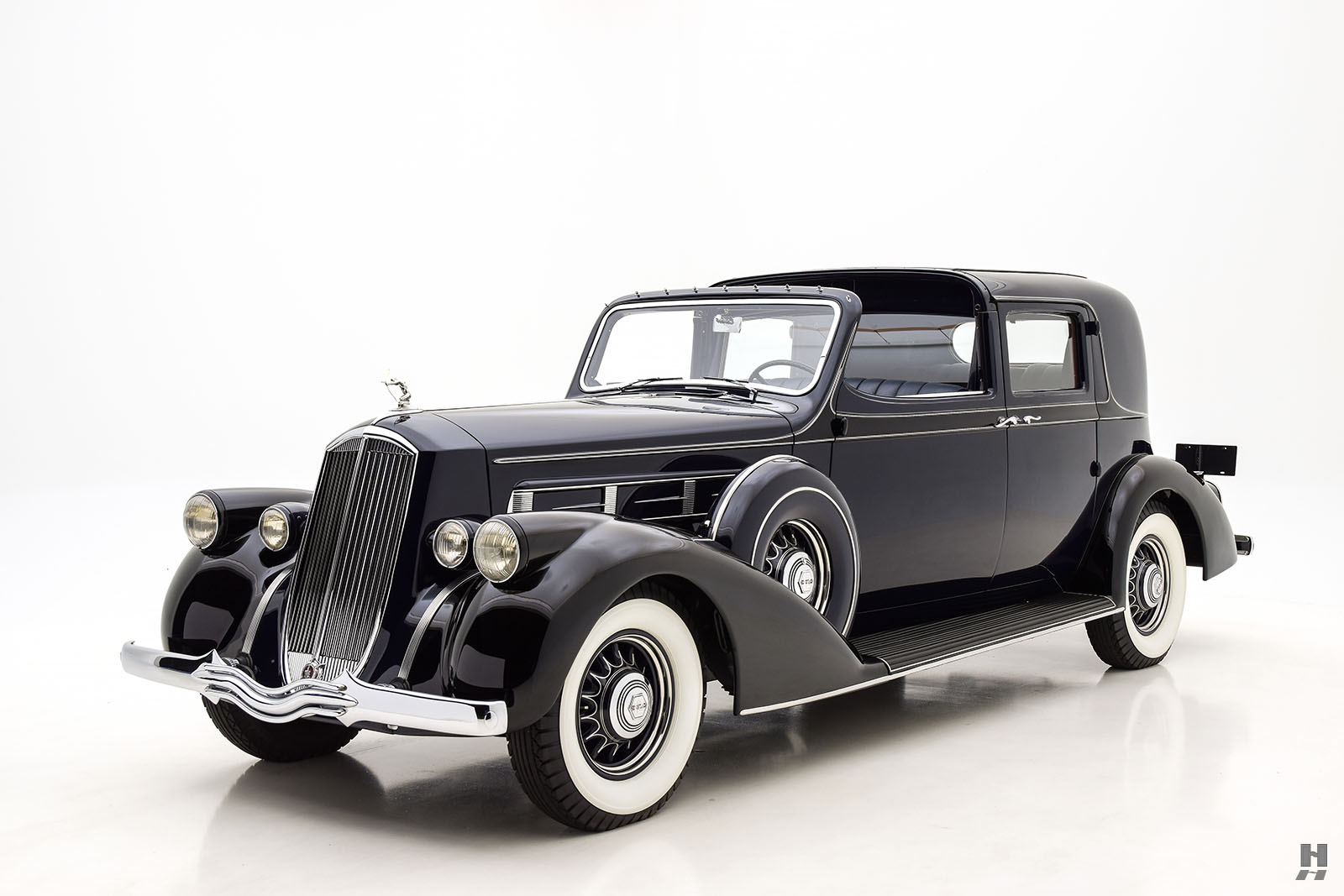 1936 Pierce Arrow Twelve Town Car For Sale | Classic Cars | Hyman LTD