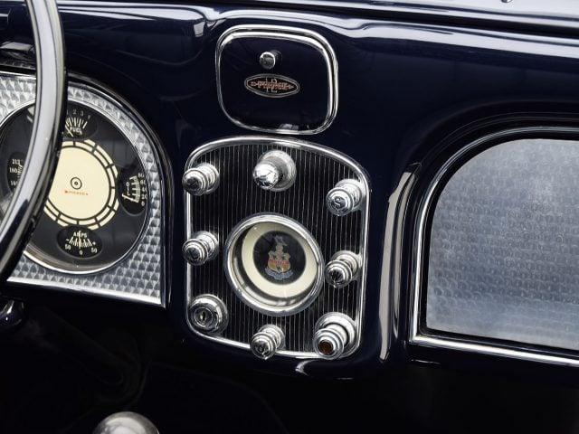1936 Pierce Arrow Twelve Town Car For Sale at Hyman LTD