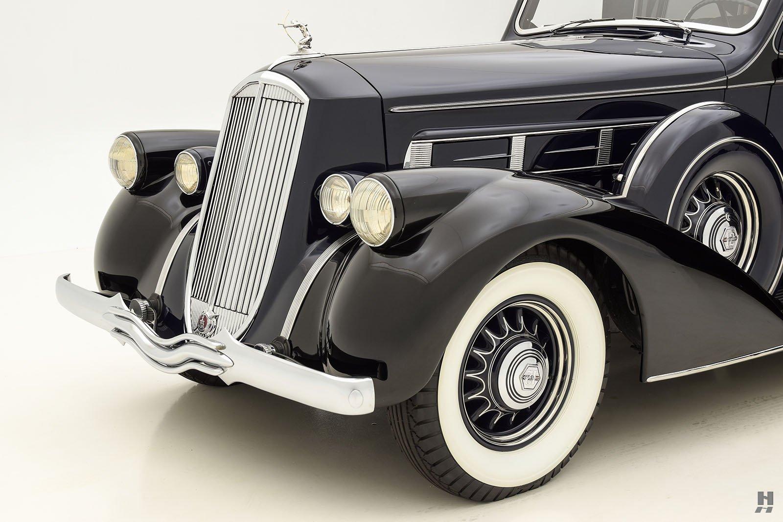 Pierce Race Cars: 1936 Pierce Arrow Twelve Town Car For Sale