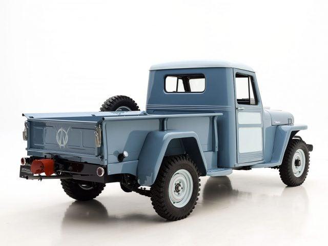 1947 Jeep Truck >> 1948 Willys Overland Jeep Pickup | Hyman Ltd. Classic Cars