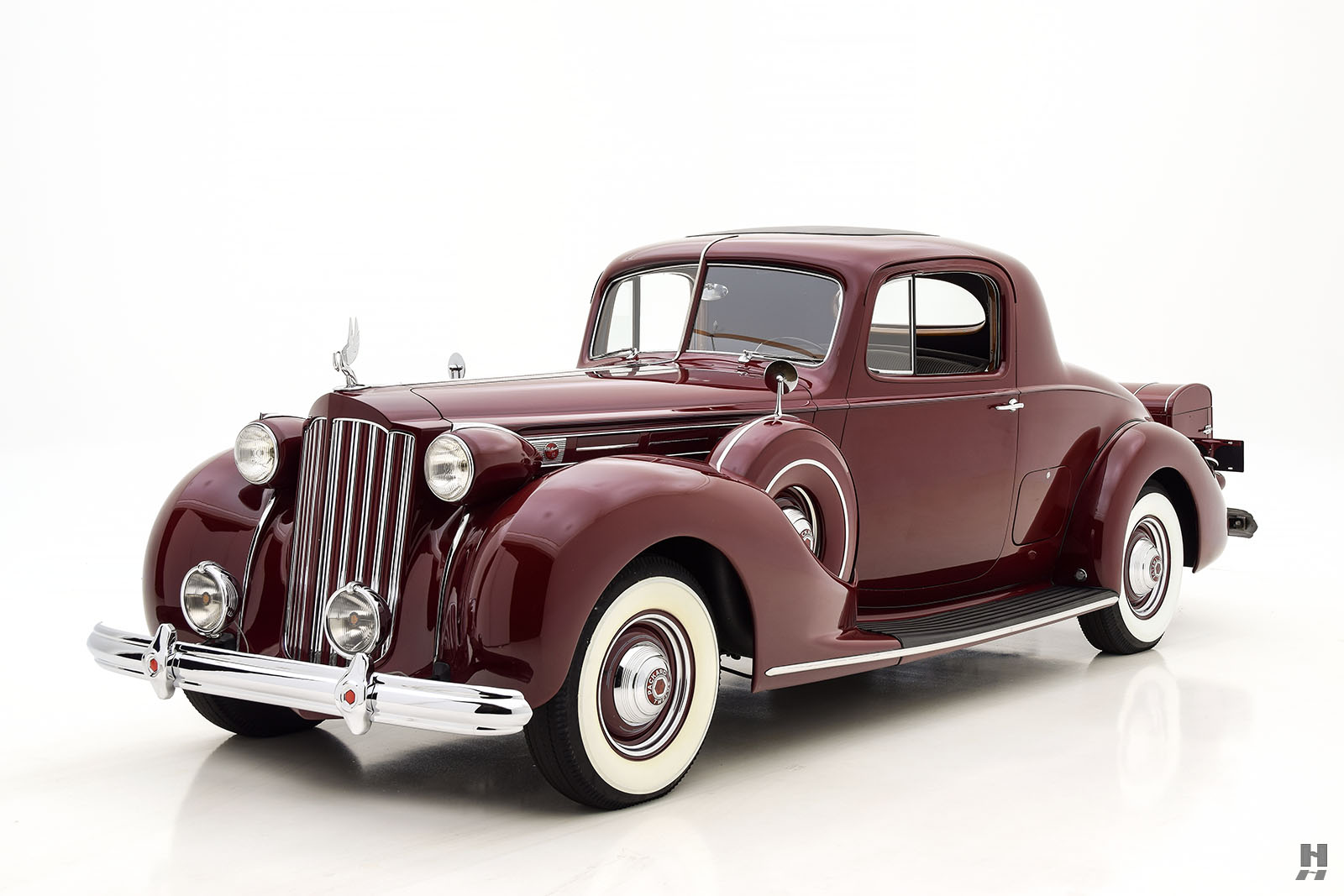 1939 Packard Twelve Coupe Hyman Ltd Classic Cars