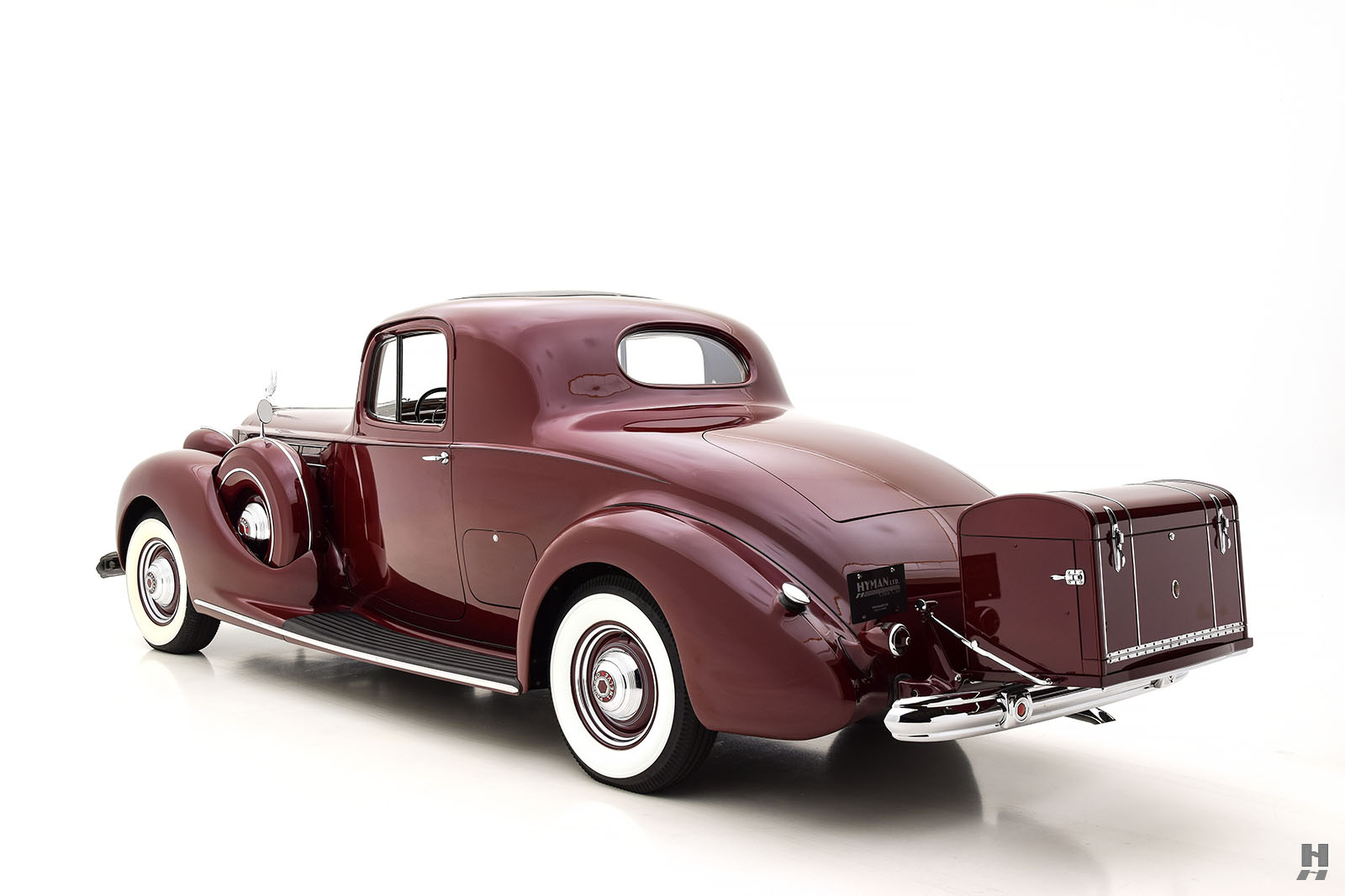 1939 Packard Twelve Coupe For Sale | Buy Classic Packard | Hyman LTD
