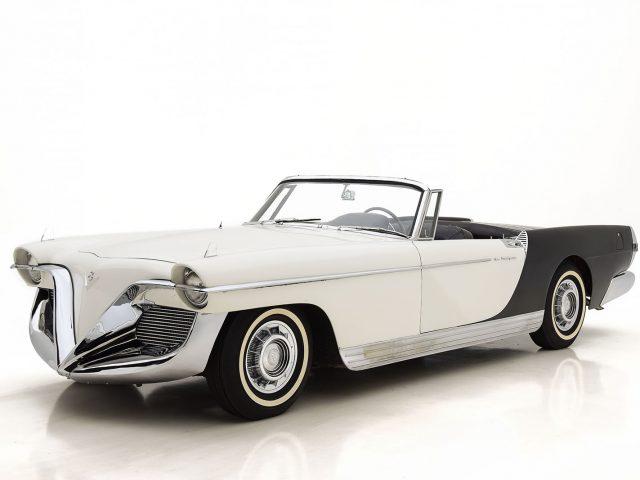 1955 Cadillac Die Valkyrie Concept Car For Sale at Hyman LTD