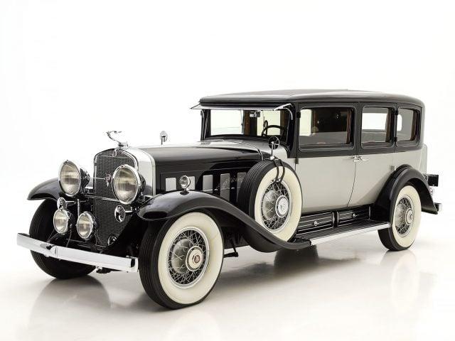 1930 Cadillac V16 Limousine For Sale at Hyman LTD