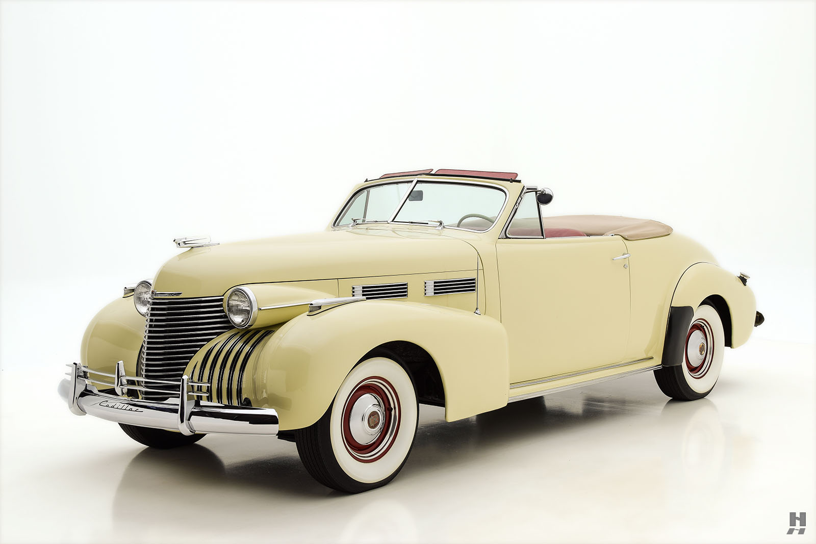1940 Cadillac Series 62 Convertible Coupe Hyman Ltd