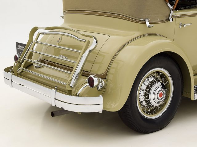 1932 Packard 904 Dietrich Sport Phaeton For Sale By Hyman LTD