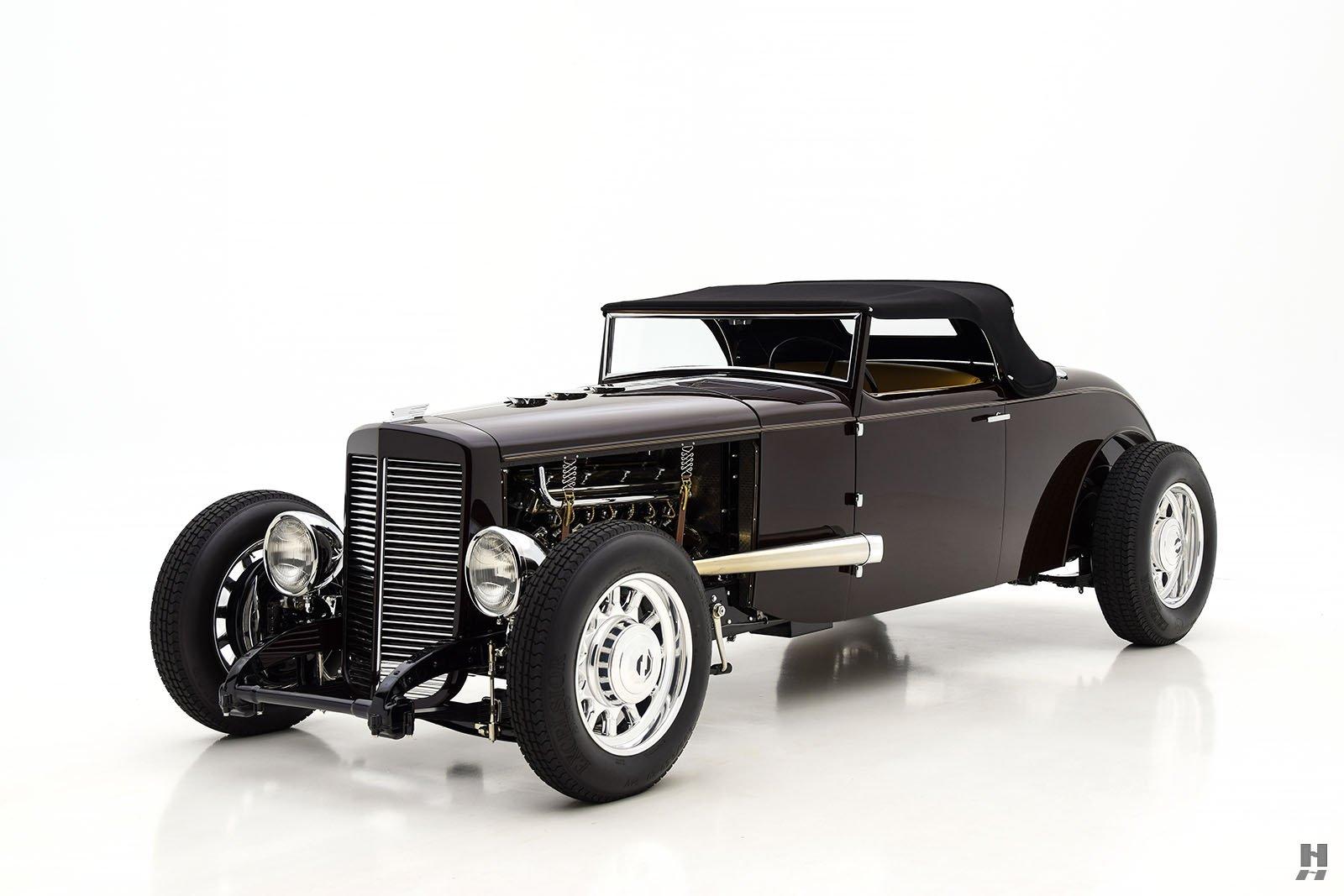 1931 Marmon Sixteen Roadster | Hyman Ltd. Classic Cars