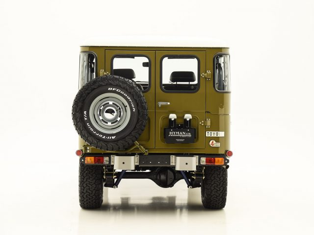 1979 Toyota FJ 40 For Sale By Hyman LTD