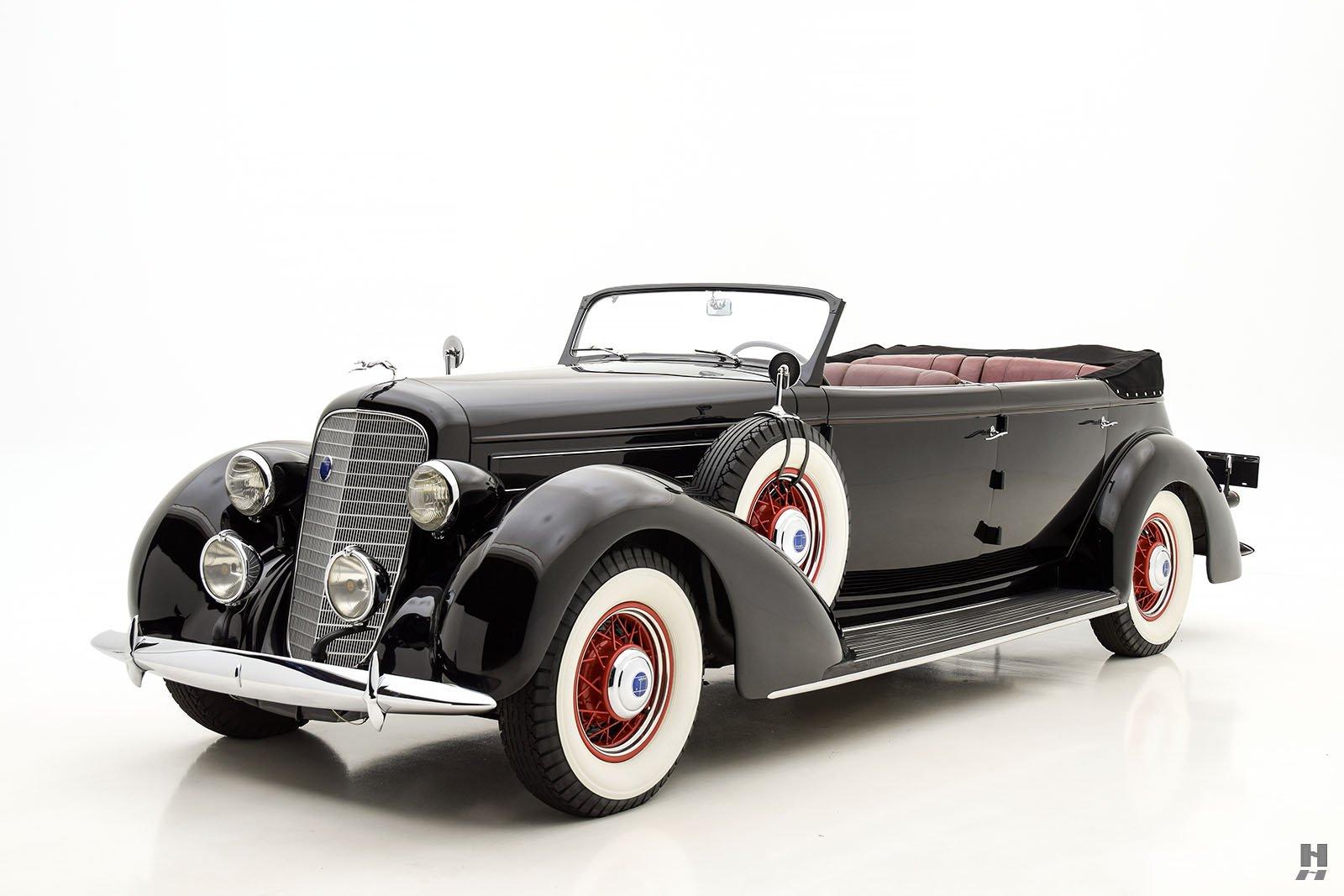 1936 Lincoln Model K Convertible Sedan For Sale   Buy Cars   Hyman LTD