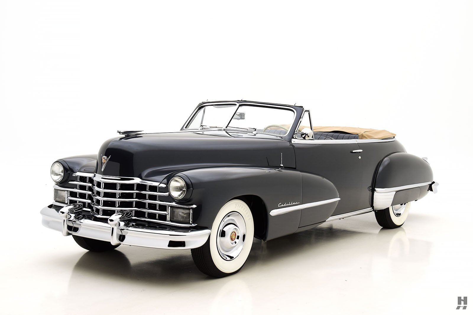 Classic Cadillac For Sale >> 1947 Cadillac Series 62 Convertible For Sale | Classic Car For Sale | Hyman, LTD