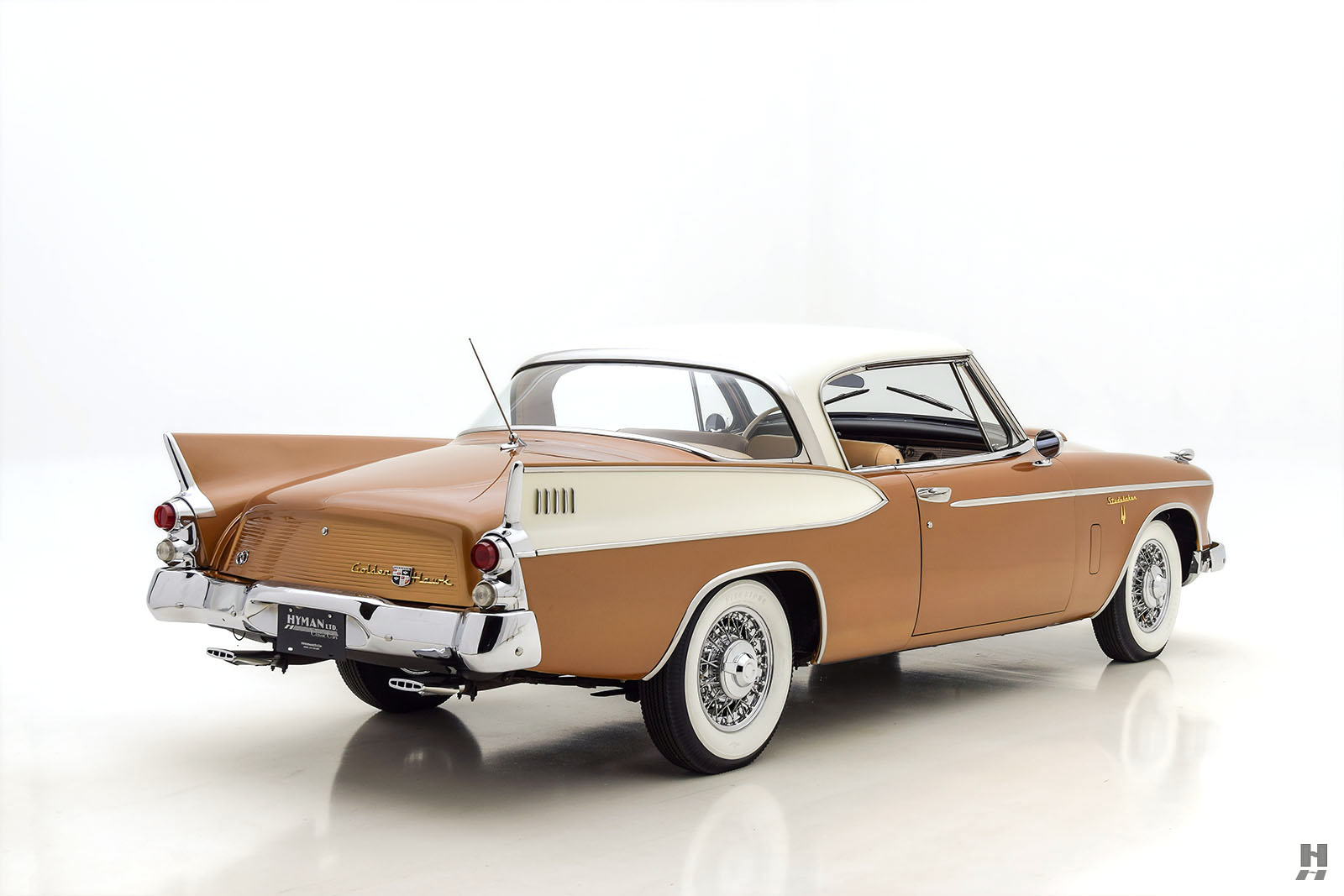 1958 Studebaker Golden Hawk Coupe For Sale | Buy Cars | Hyman LTD