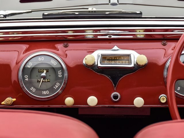 Classic 1948 Delahaye Type 135 M Cabriolet For Sale
