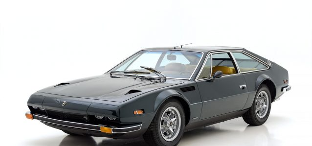 1972 Lamborghini Jarama 400GT For Sale at Hyman LTD