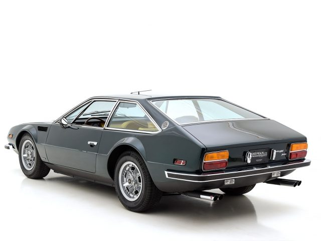 1972 Lamborghini Jarama 400GT For Sale at Hyman LTD