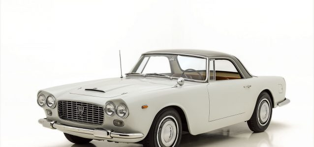 1962 Lancia Flaminia GT 3C Coupe For Sale at Hyman LTD