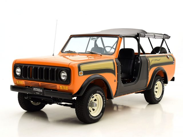 1978 International Scout II Convertible For Sale at Hyman LTD
