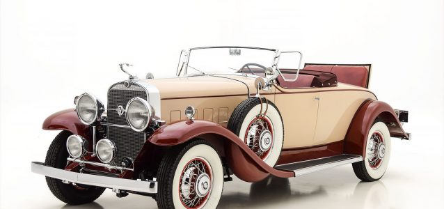 1931 Cadillac 355-A Roadster For Sale By Hyman LTD