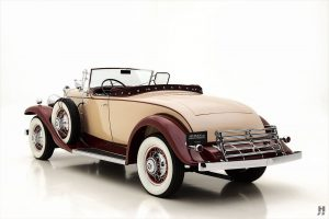1931 Cadillac 355-A Roadster For Sale | Hyman LTD