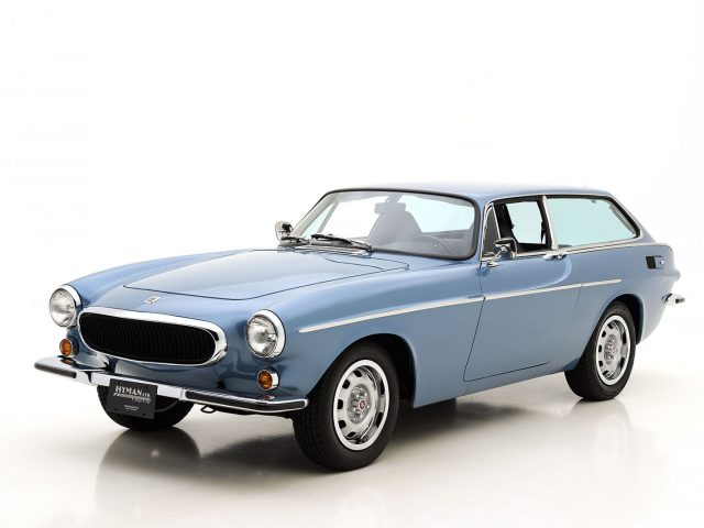 1972 Volvo 1800ES Sports Wagon For Sale to Hyman LTD