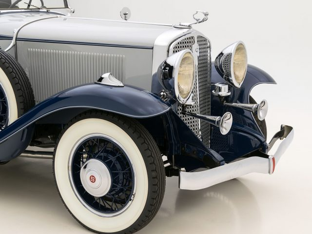 1931 Studebaker President 4 Seasons Roadster For Sale at Hyman LTD