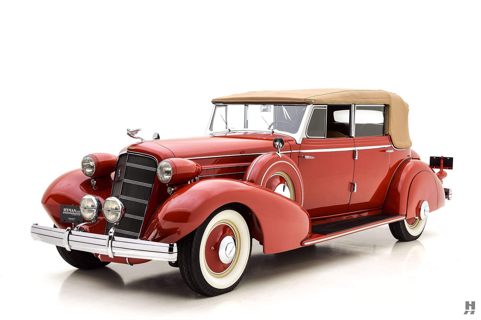1935 Cadillac 355 D Phaeton For Sale | Buy Classic Cars ...