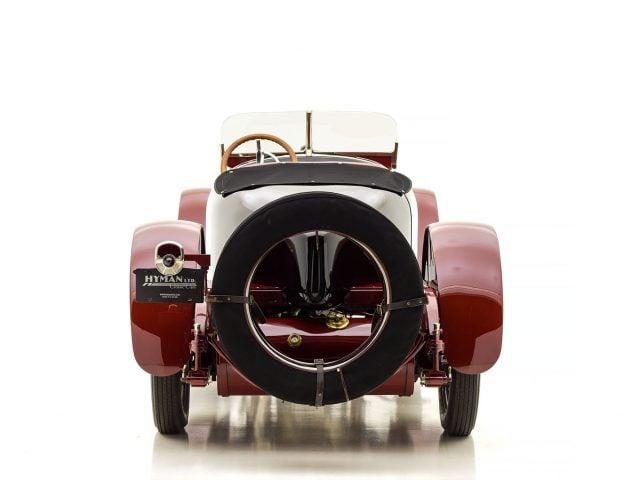 1915 Simplex Crane Model 5 Tourer For Sale at Hyman LTD