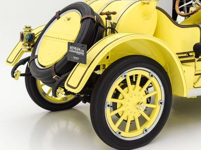 1912 Hudson Model 33 Mile A Minute Speedster For Sale at Hyman LTD
