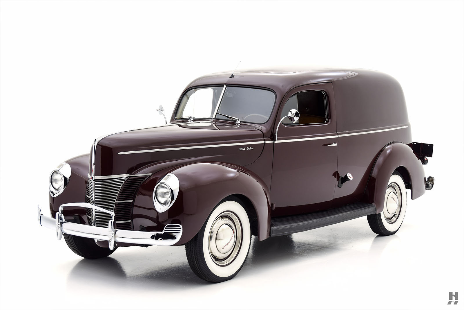 1940 ford deluxe sedan delivery for sale buy classic. Black Bedroom Furniture Sets. Home Design Ideas