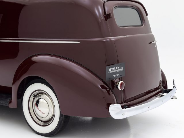 1940 Ford Deluxe Sedan Delivery For Sale By Hyman LTD