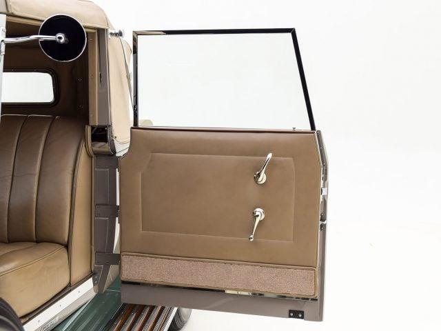 1931 Rolls-Royce Phantom 1 Regent Convertible Coupe For Sale By Hyman LTD
