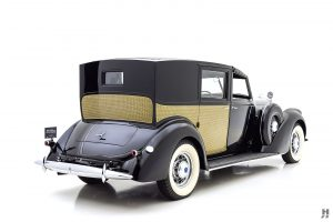 1937 Lincoln Model K Panel Brougham For Sale By Hyman LTD